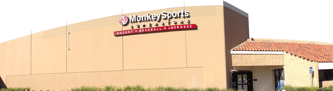 Visit Us At The MonkeySports Superstore in Irvine, CA