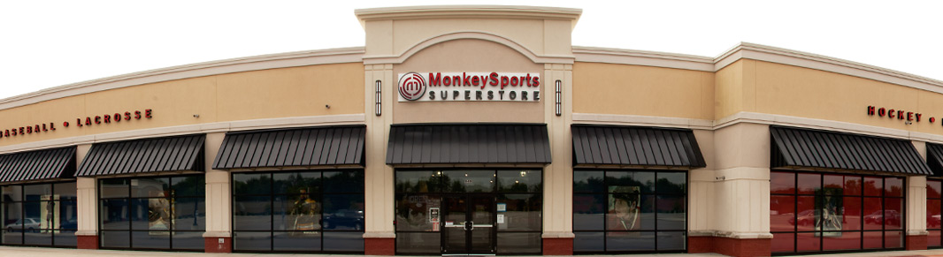 Visit Us At The MonkeySports Superstore in Norwood, MA