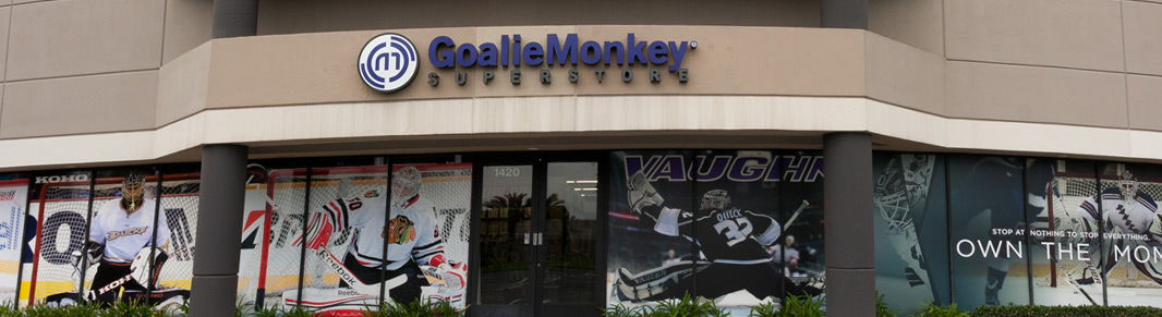 Visit Us At The GoalieMonkey Superstore in Santa Ana, CA