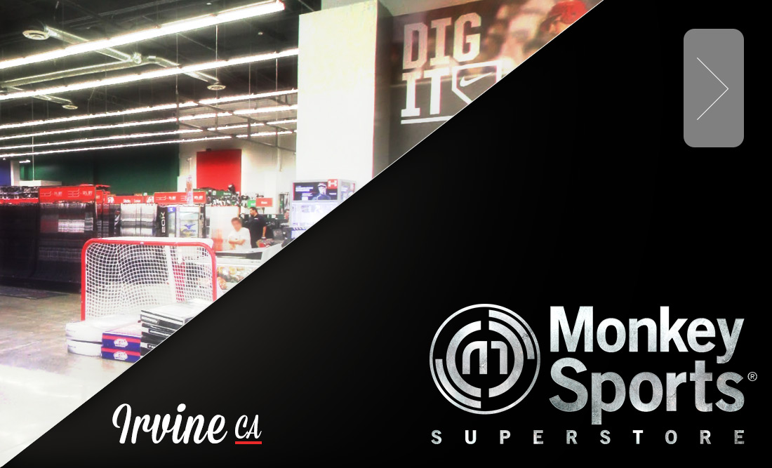 MonkeySports Superstore Irvine