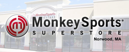 MonkeySports Superstore Norwood, MA