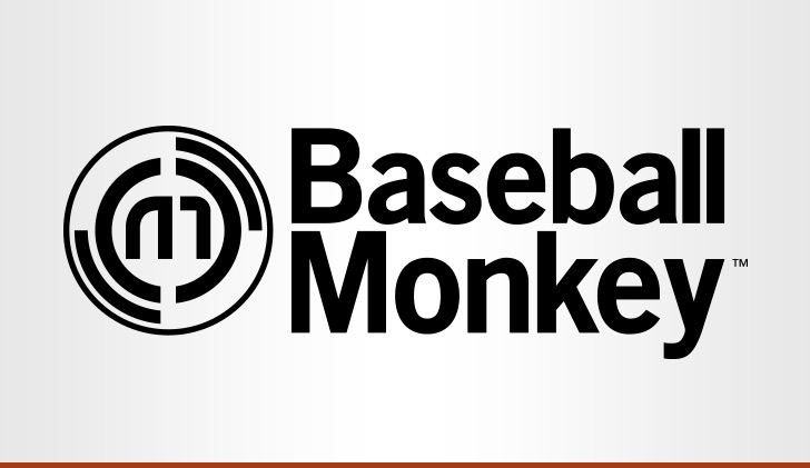 Baseball Monkey Logo