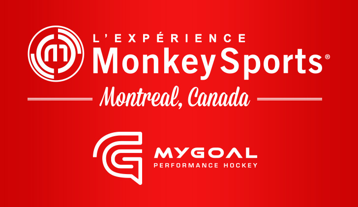 MonkeySports Experience and MYGOAL, Montreal QC Canada